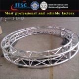 Fascio circolare di alluminio per il suono e l'illuminazione