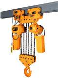 15トンの電気380V、50Hzのトロリーによって取付けられる電気チェーン起重機