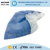 Cubrezapatos desechables PP + CPE antideslizantes