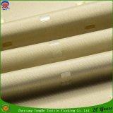 Tissu de revêtement tissé rideaux rideau étanche aveugle du rouleau de tissu Fr Rideau