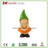 Estátua de menino lindo de magnésio para decoração de casa e jardim