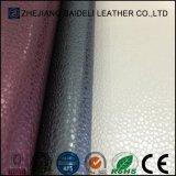 Кожа синтетики PVC софы/мебели