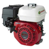 Cilindro único de propulsão múltipla Motor de gasolina de 4 tempos com potência de 6.5HP