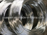 Fio galvanizado brilhante de 1,8 mm para malha de arame