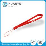 Colhedor tecido da cinta da garganta poliéster ajustável para a chave