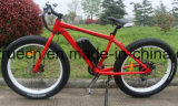 Bicicleta elétrica do pneu gordo com controlador inteligente