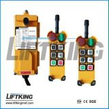 à télécommande sans fil de la grue 4directions (F21-4D)