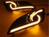 lumières courantes de jour DEL de 12V 70-90lm IP67 pour la fiesta de Ford
