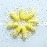Suplemento dietético de citrato de zinc y vitamina A. Las cápsulas de liberación prolongada