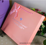 Qualität kundenspezifische Geschenk-Papier-Handtasche