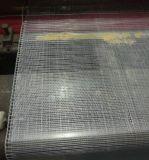 Сетка стеклоткани водоустойчивая для трубы оборачивая, 20X10, 36G/M2,