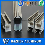 A luminosidade personalizou o perfil de alumínio anodizado para Windows e portas