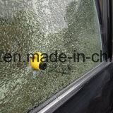 Quellhersteller-bewegliche Pfeife-Emergency Miniauto-Fenster-Glas-Unterbrecher-Sicherheits-Hammer mit Cer-Bescheinigung
