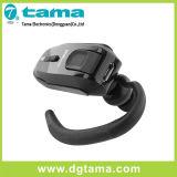 Black Bluetooth 4.0 Headset Single Channel Wireless Headphone Earphone