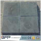중국 화강암 G654 Padang 어두운 회색 돌 포장 기계