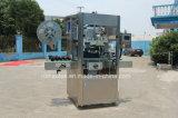 De automatische Machine van de Etikettering van de Koker van pvc voor Flessen