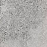 600X600mm 회색 색깔 시멘트 시골풍 도와 Anti-Slip 마루 도와 Lx6619W