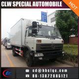 - 5 Gefriermaschine-Eiscreme-Transport-LKW-Kühlhaus Van Truck