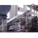 HDPE Öl-Dosen, die Maschine aufbereitend sich waschen