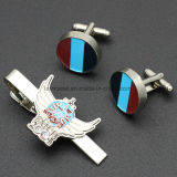 Vente en gros Custom Wing Shape Design Fashion Men's Tie Clip