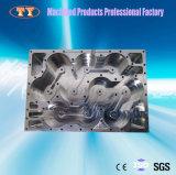 Geprägt 304 Edelstahl maschinell bearbeiteten Teilen, Soem-maschinell bearbeitenmetallprodukt-Herstellung