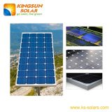 Monocrystalline панель солнечных батарей/модуль кремния 145W-170W