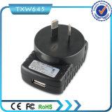 caricatore della parete del USB di Rcm della spina dell'Au di 5V 2A