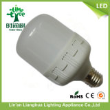20W E27 2700K Luz de lámpara LED con aluminio Plus