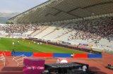 P8 스포츠 경기장 둘레를 위한 옥외 풀 컬러 발광 다이오드 표시 스크린