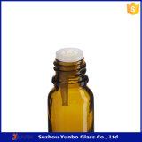 bernsteinfarbige Glasflasche des tropfenzähler-5ml für Verkauf