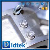 Valvola di ritenuta doppia della cialda dell'acciaio inossidabile del piatto di Didtek