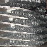 Aço de estamparia de metal personalizada suportes com efeito de estufa