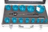 ثنائي المعدن هول مناشير المدمج في أربور