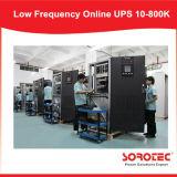 120-800kVA (0.9 출력 전력 요인) 대권한 UPS Gp9335c