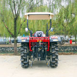 трактор фермы 90HP 4WD для пользы земледелия