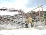 Frantoio di Barmac VSI, sabbia che fa macchina, frantumatore a urto verticale dell'asta cilindrica