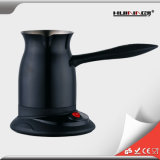 Het automatische Zilveren Koffiezetapparaat van het Roestvrij staal met Sensor