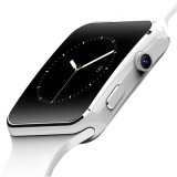 X6 Mtk60260A Smart Watch with Curved Screen