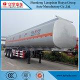 benzina del acciaio al carbonio 40000L/rimorchio liquido infiammabile/dell'olio carburante serbatoio/del diesel semi