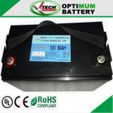 Tiefes Cycle 12V 80ah Li-Ion Battery Packs für Sonnensystem