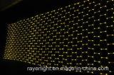 Decoração clara líquida ao ar livre da iluminação do feriado do diodo emissor de luz do Natal