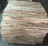 自然な湿気の腐食のビルマのチークの床