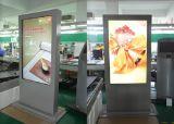 напольная индикация LCD касания 75inch