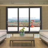 Glijdende Venster Van uitstekende kwaliteit van het Aluminium van het Glas van de Douane van Feelingtop het Dubbele voor Huizen