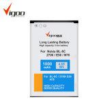 Batería de litio de la batería 3.7V 1650mAh BP-5T para Nokia Lumia 820