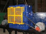 현무암 화강암 자갈 장석 정밀한 분쇄 기계 롤러 쇄석기