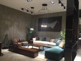 تصميم جديدة يعيش غرفة أثاث لازم مع تصميم حديثة