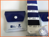 Kundenspezifischer quadratischer beweglicher Pocket Aschenbecher Form Belüftung-EVA