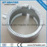 Máquina de moldeo por inyección de calentador de la banda de cerámica