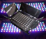 RGB 54pcsx3W 4NO1 LED Holofote Luz de estágio